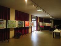 Mostra pittorica maestro Consonni 2015